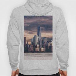 Dramatic City Skyline - NYC Hoody