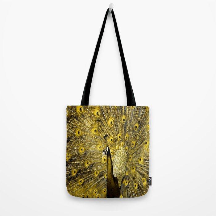 yellow art Tote Bag