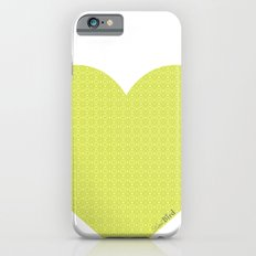 I love you this much... (green) iPhone 6s Slim Case