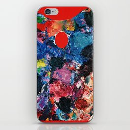 Palette iPhone Skin