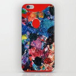 Palette iPhone Skin