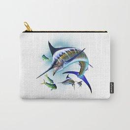 Marlin and Mahi Mahi Carry-All Pouch
