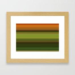 Re-Created Spectrum LVIII by Robert S. Lee Framed Art Print