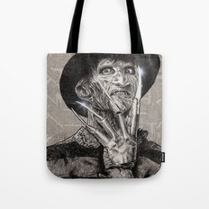 freddy krueger Tote Bag