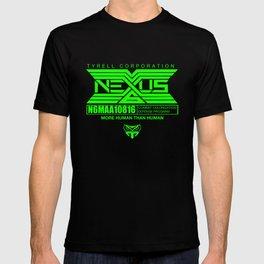 NEXUS 6 - more human than human T-shirt