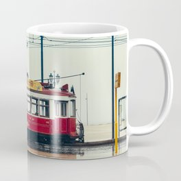 Tram number 6 | Electrico 6. Lisboa, Portugal Coffee Mug