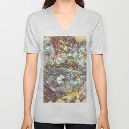 Spaces in Time Unisex V-Neck