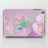 shining iPad Cases featuring Shining tulips. by Mary Berg
