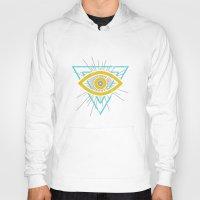 illuminati Hoodies featuring Illuminati by David Elliott | Nocturnal