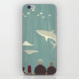Day Trippers #9 - Aquarium iPhone Skin
