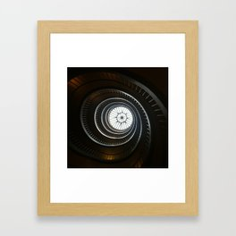 La Spirale Framed Art Print