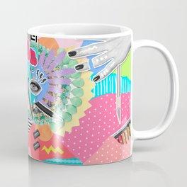 Collage Fest Coffee Mug