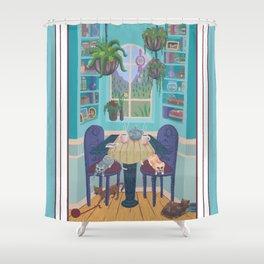 Cozy Nook Shower Curtain