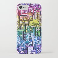hong kong iPhone & iPod Cases featuring Hong kong by 2tehmax