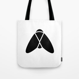 Bugs: abstract Fly Tote Bag