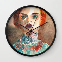 My Victorian Portrait Wall Clock