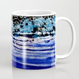 ...blurred line of horizons Coffee Mug