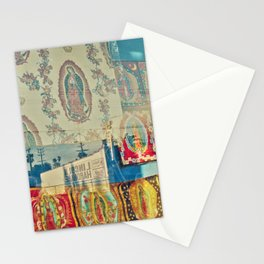 LA Window - Our Lady of Guadalupe Stationery Cards
