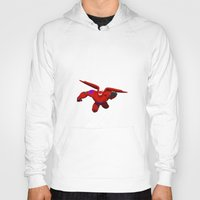 big hero 6 Hoodies featuring Baymax! Big Hero 6 by ZariusArts