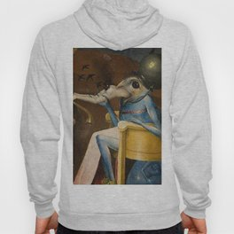 THE GARDEN OF EARTHLY DELIGHTS (detail) - HIERONYMUS BOSCH  Hoody