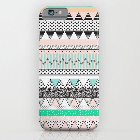 CHEVRON MOTIF iPhone & iPod Case