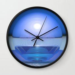 Global power Wall Clock