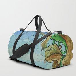 Wizard's staff Duffle Bag