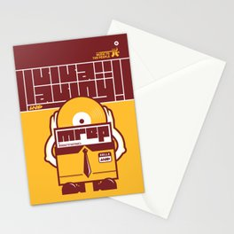 UNDO | Music to the people 10 Stationery Cards