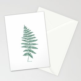 New Zealand Tree Fern Stationery Cards