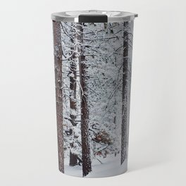 Snow Forest (Digital) Travel Mug