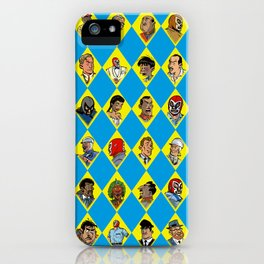 El Spectro - Trans Amazonie iPhone Case