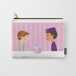 Gran Hotel Budapest Carry-All Pouch