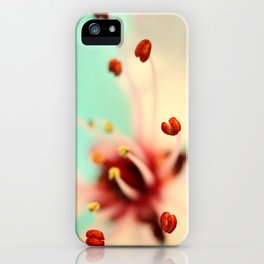 Feeling Spring iPhone Case