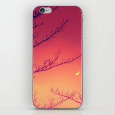 Moon Berries iPhone & iPod Skin