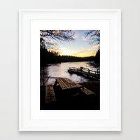 finland Framed Art Prints featuring Finland by gabsgorman