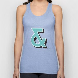 Ampersand + Unisex Tank Top