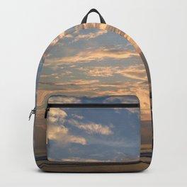 Sunrise On Flagler Beach Backpack