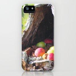 Hidden Apples iPhone Case