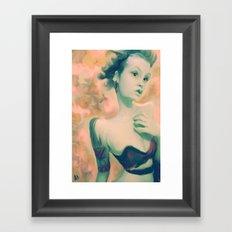 Meda Framed Art Print