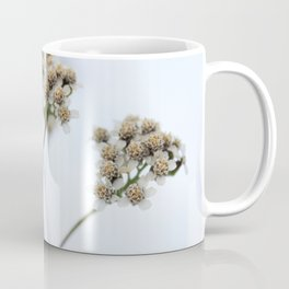 White on White Coffee Mug