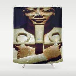 Kemet 109 Shower Curtain