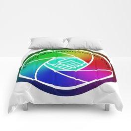 Fotografando Insieme Company Logo Comforters