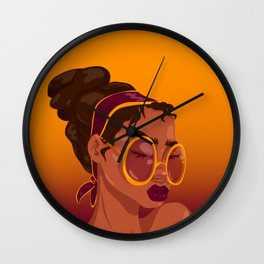 Mango Wall Clock