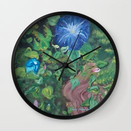 Madre Natura Wall Clock