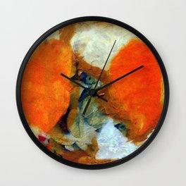 Erotic Fantasy Wall Clock