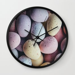 What came first? The chicken or the egg Wall Clock