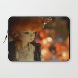 Doll in the light Laptop Sleeve