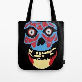 WOAH-bey Tote Bag
