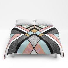 Geo 1 Comforters