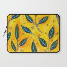 connected to nature Laptop Sleeve